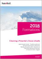 Catalogue de formations