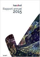 Photo du livre blanc : Rapport annuel 2015